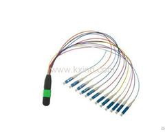 Mpo Mtp 12lc 0 9mm Fiber Optical Patchcord Om3 Om4 Sm Colour
