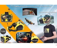 Fpv Goggles 5 8g Hdmi 1280 800 With Built For Drones Videos And Games