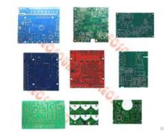 Pcb Capacitor Trimming Potentiometer Leds Varistors Resistors