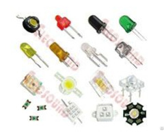 Leds Varistors Resistors Transformers Switches Fuse Pcb Capacitors