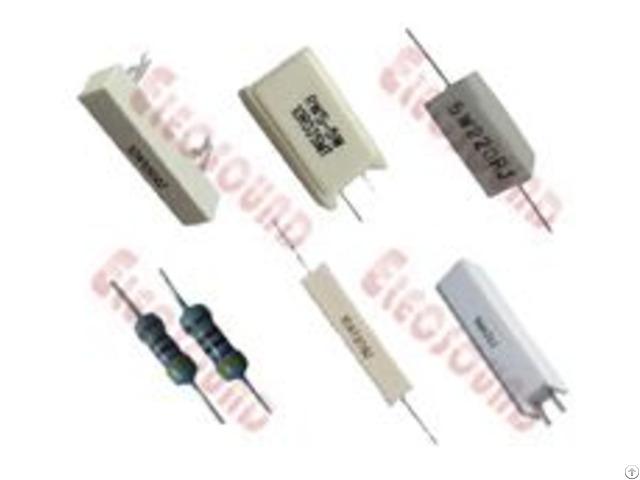 Resistors Transformers Switches Fuse Pcb Capacitor Trimming Potentiometer Leds Varistors