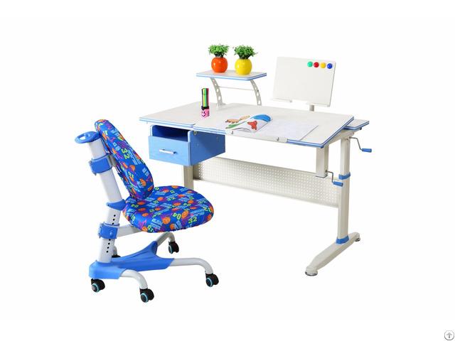 Children Height Adjustable Study Desk