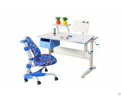 Children Height Adjustable Study Desk