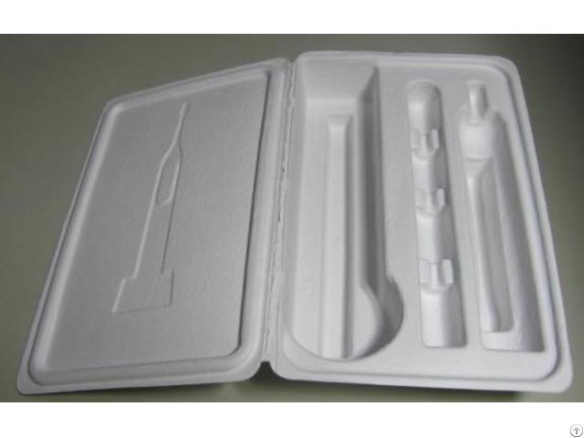 Bio Degradable Custom Pulp Inner Packaging For Medical Equipment