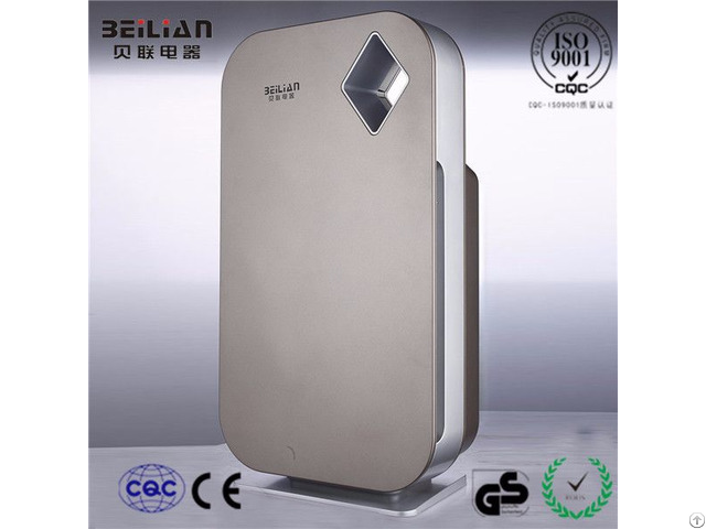 Air Purifier With Hepa Filter Of High Cadr