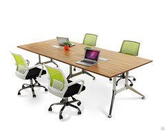 Long Modular Conference Table 2 8meter