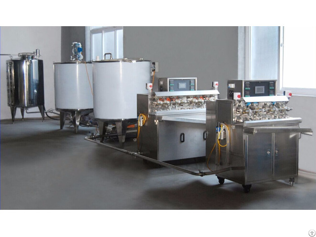 Small Juice Production Line