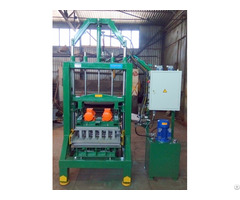 Vibropress For Production Of Paving Slabs
