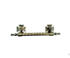 Zamak Coffin Handle 1002 In Antique Barss Plated