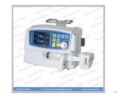 Wondcon Wmv250a Vet Syringe Pump For Anesthesia Use