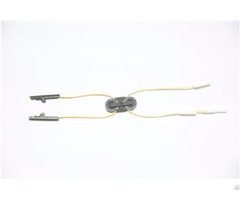 M5 White Hook Pulley For Electronic Jacquard Module