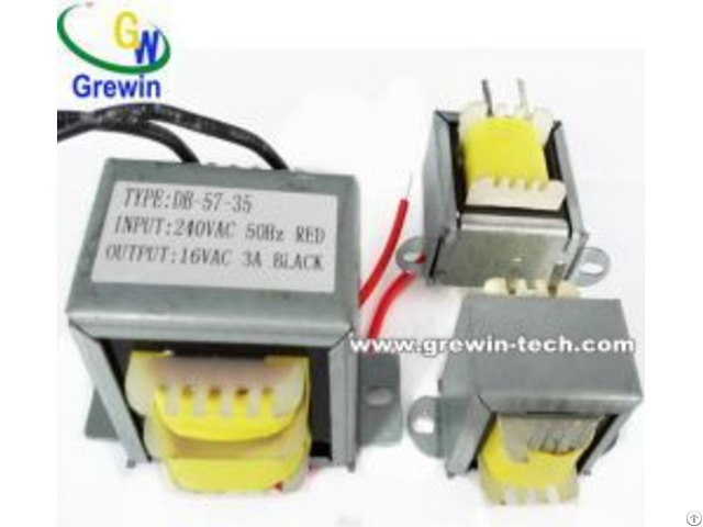 Low Loss Electrical Power Voltage Transformer With Iso9001 2015