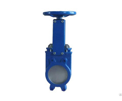 Ansi150 Wafer Knife Gate Valve With Ss