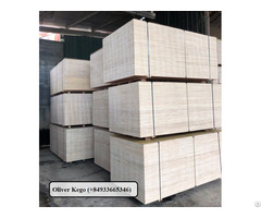 Packing Plywood High Quality Competitive Price To Thailand Market