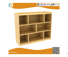 Kindergarten Children S Three Layers Toy Cabinet Pinus Sylvestris Furniture