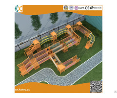 Outdoor Expansion Large Amusement Equipment Playground For Children