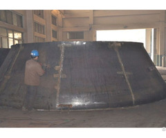 Cladding Plate Reaction Tower Cone