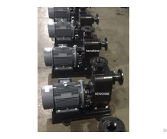 Zwl Self Priming Sewage Pump