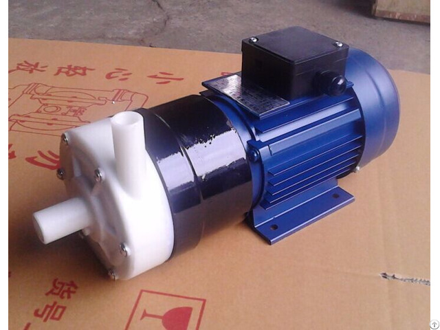 Cq F Plastic Magnetic Chemical Centrifugal Pump