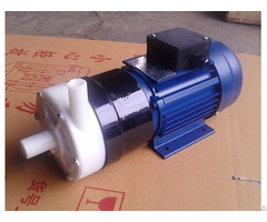 Cq F Plastic Magnetic Chemical Centrifugal Pump