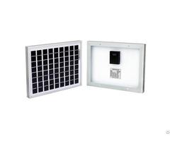 5w 12v High Efficiency Polycrystalline Solar Panel