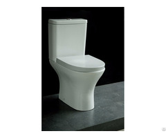 New Design Ceramic Toilet Wc Pan For The Bathroom