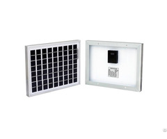 5w 12v High Efficiency Polycrystalline Solar Panel