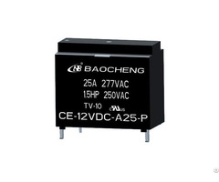 Ce Relay 25a Switching Capability
