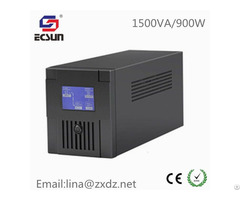 Shenzhen Factory Direct Supply Pure Sine Wave Online Ups