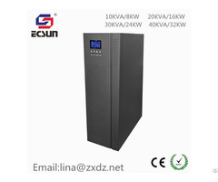30kva Backup Online Uninterrupted Power Supply Ups