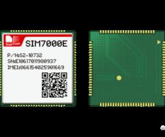 Emtc Nb Iot Module Simcom Sim7000e