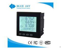 Lcd Display Power Meter