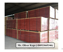 Plywood 17 5mm For Construction Usage