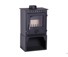 Clean Buring Cast Iron Stoves Defra Certificate Chinese Manufacture