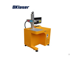 20w Desktop Optical Mopa Fiber Color Laser Marking Machine For Jewelry