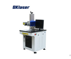 20w Co2 Laser Marking Plastic Wood Leather Engraving Machine
