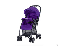 High Breathability Seat Easy Effortless Baby Stroller