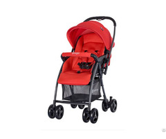 All Wheels Suspension Elegant Baby Stroller