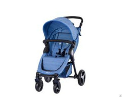 Street Smart Large Wide Seat Baby Infant Stroller