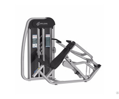 Shandong Commercial Fitness Equipment Shoulder Press For Gym Clubs