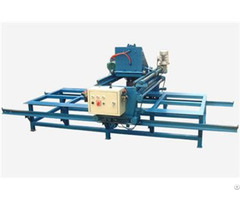 Small Size Single Head Automatic Bush Hammering Machine