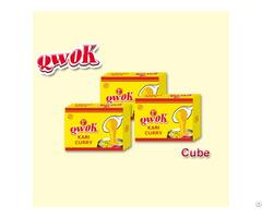 10g Kari Curry Flavour Seasoning Stock Cube