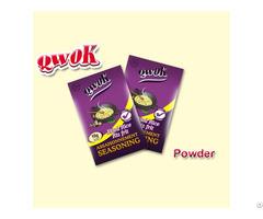 Qwok 10g Fried Rice Flavour Seasoning Bouillon Powder