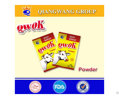 Qwok 10g Beef Seasoning Powder Bouillon