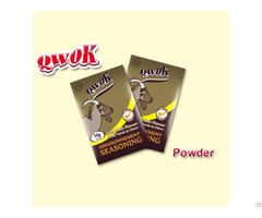 Qwok 10g Goat Meat Flavour Seasoning Powder