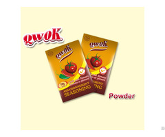 Qwok 10g Chilli And Tomato Seasoning Stock Powder
