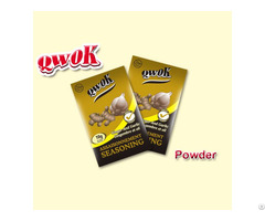 Qwok 10g Ginger And Garlic Seasoning Stock Powder