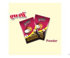 Qwok 10g Coconut Seasoning Bouillon Powder