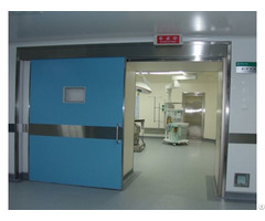 High Quality Customized Sliding Hospital Doors