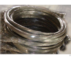 Single Loop Baling Wire With Soft Annealed